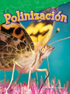 cover image of Polinización