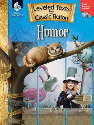 cover image of Leveled Texts for Classic Fiction: Humor