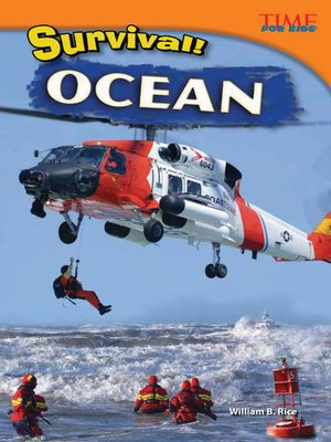 cover image of Survival! Ocean