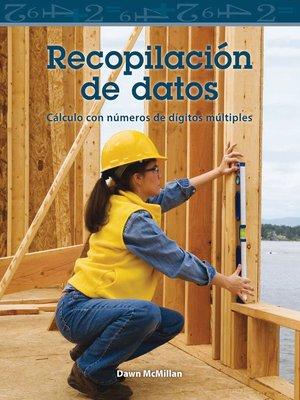 cover image of Recopilación de datos