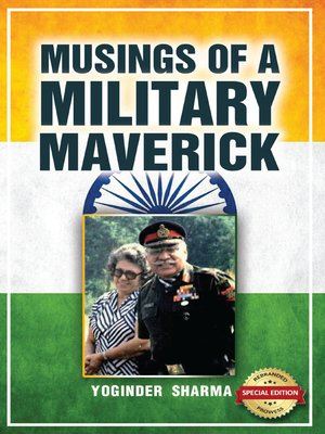 cover image of Musings of a Military Maverick
