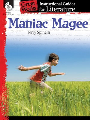 cover image of Maniac Magee: Instructional Guides for Literature