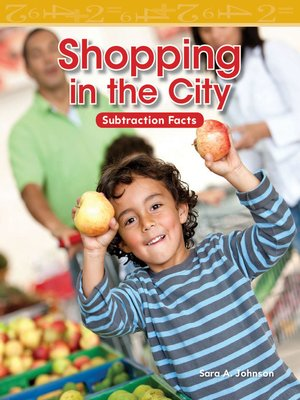 cover image of Shopping in the City
