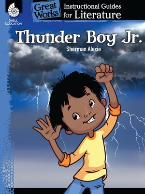 cover image of Thunder Boy Jr.: Instructional Guides for Literature