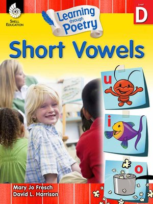 cover image of Learning through Poetry: Short Vowels Level D