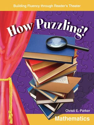 cover image of How Puzzling!