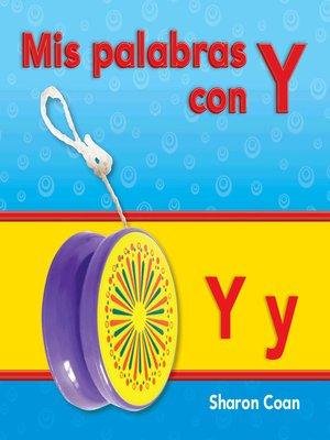 cover image of Mis palabras con Y