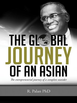 cover image of The Global Journey of an Asian
