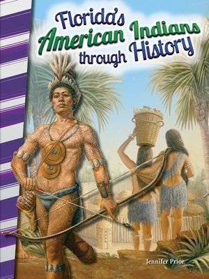 cover image of Florida's American Indians through History
