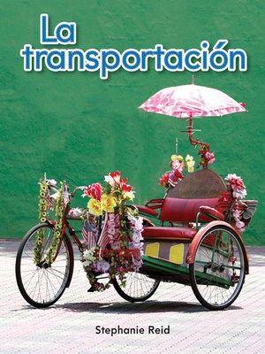 cover image of La transportación