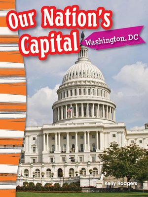 cover image of Our Nation's Capital