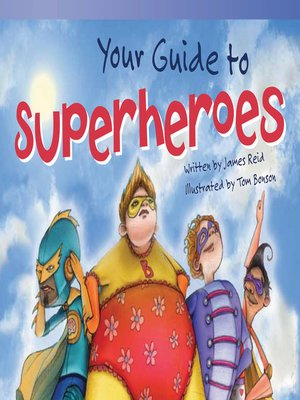 cover image of Your Guide to Superheroes