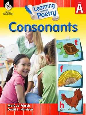 cover image of Learning through Poetry: Consonants Level A