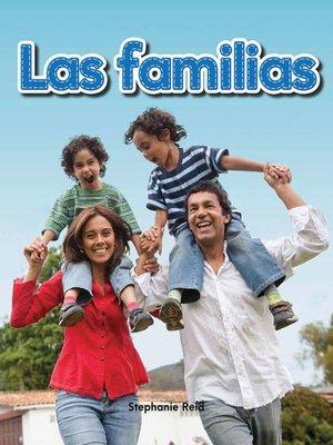 cover image of Las familias