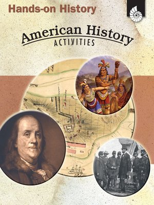 cover image of Hands-on History: American History Activities