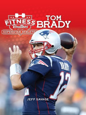 cover image of Fitness Routines of the Tom Brady