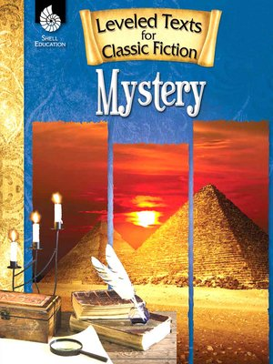 cover image of Leveled Texts for Classic Fiction: Mystery