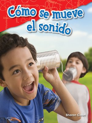 cover image of Cómo se mueve el sonido