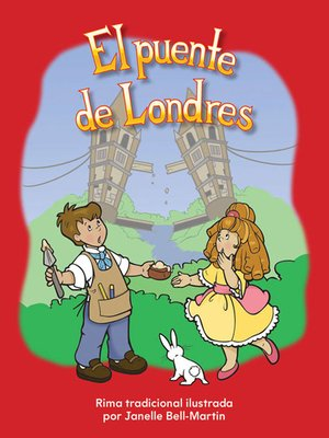 cover image of El puente de Londres