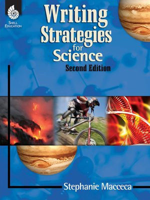 cover image of Writing Strategies for Science