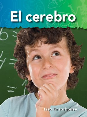 cover image of El cerebro