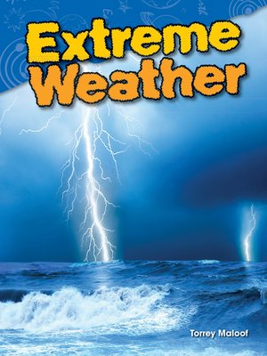 cover image of Extreme Weather
