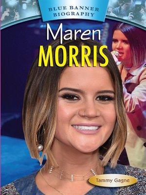 cover image of Maren Morris