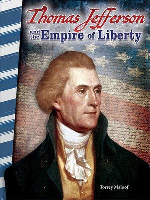 cover image of Thomas Jefferson and the Empire of Liberty