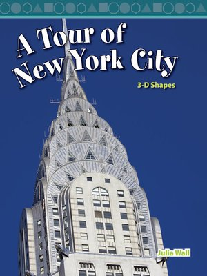 cover image of A Tour of New York City