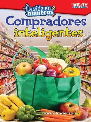 cover image of La vida en números: Compradores inteligentes