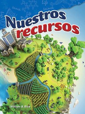cover image of Nuestros recursos