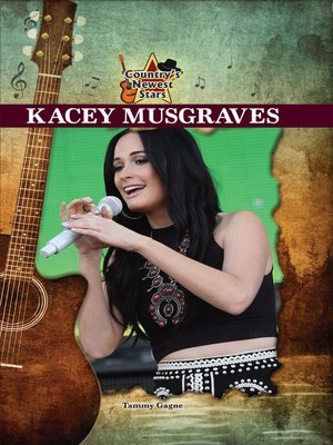 cover image of Kacey Musgraves