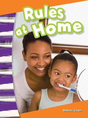 cover image of Rules at Home