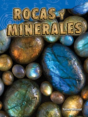 cover image of Rocas y Minerales