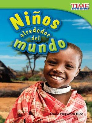 cover image of Niños alrededor del mundo