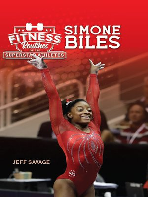 cover image of Fitness Routines of the Simone Biles