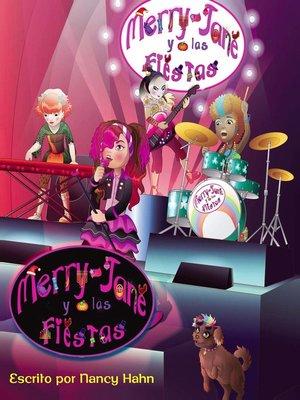 cover image of Merry Jane y las Fiestas