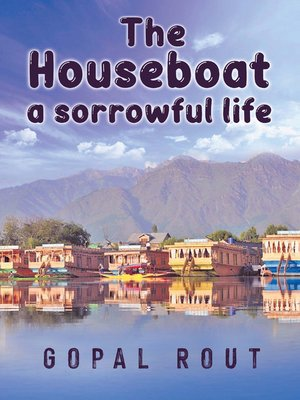 cover image of The Houseboat
