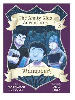 cover image of Kidnapped!
