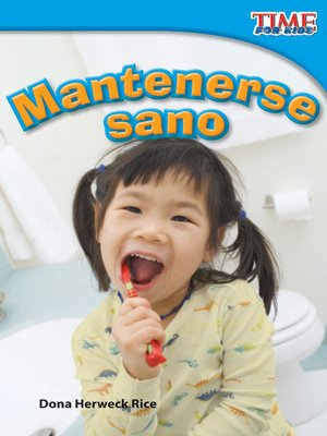 cover image of Mantenerse sano