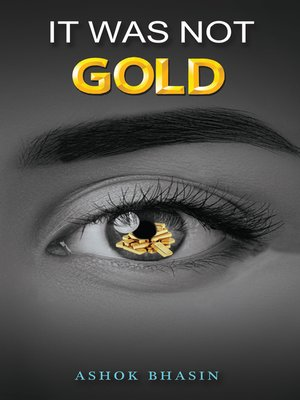 cover image of It Was Not Gold