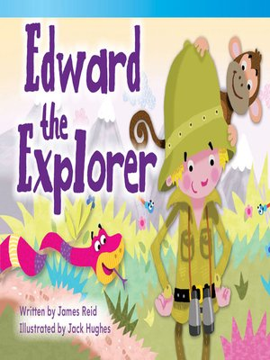 cover image of Edward the Explorer
