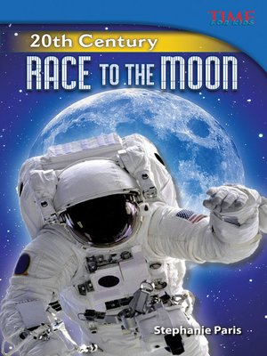 cover image of 20th Century: Race to the Moon