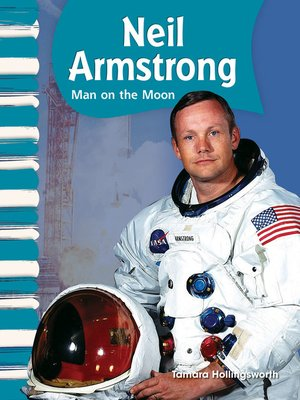 cover image of Neil Armstrong: Man on the Moon
