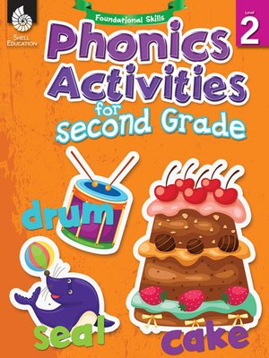cover image of Foundational Skills: Phonics Activities for Second Grade Level 2