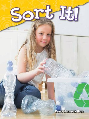 cover image of Sort It!