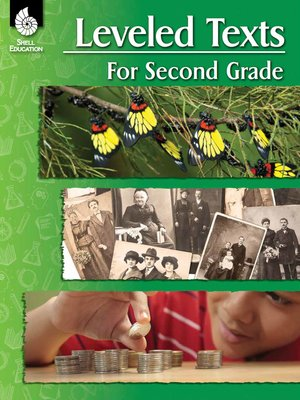 cover image of Leveled Texts for Second Grade