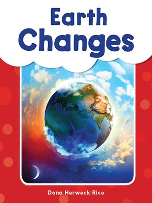 cover image of Earth Changes