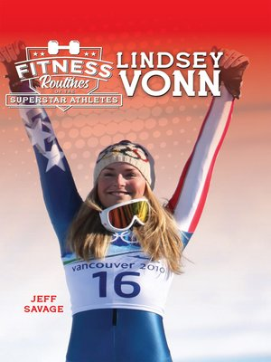 cover image of Fitness Routines of the Lindsey Vonn