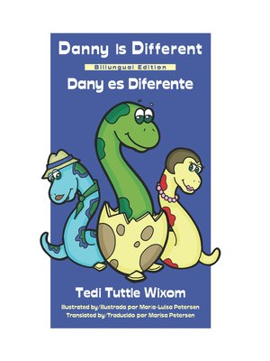 cover image of Danny is Different / Dany es Diferente